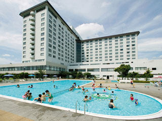 長浜ロイヤルホテル びわ湖・湖北最大のリゾート型ホテル