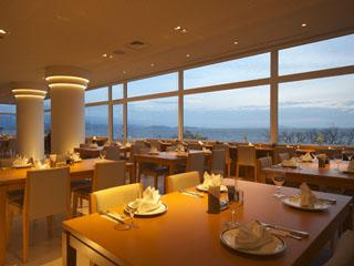 長浜ロイヤルホテル びわ湖を眺めながら朝食を
