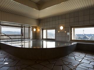 アランヴェールホテル京都 最上階大浴場1