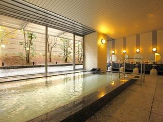 三井ガーデンホテル京都四条 大浴場