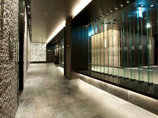 ホテルグランヴィア大阪 27階エレベーターホール