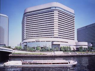 ホテルニューオータニ大阪 大阪城の北東に位置する大阪ビジネスパーク内に建つホテルです。
