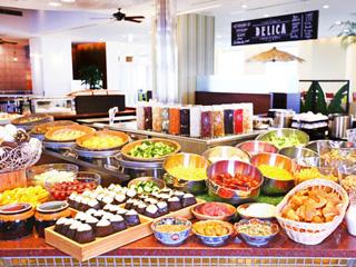 ホテルユニバーサルポート 朝食バイキングは和洋約90種類!好きなものを好きなだけ♪