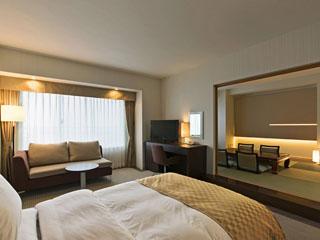 シーサイドホテル舞子ビラ神戸 ご家族皆様でゆったりとお寛ぎいただける和洋室