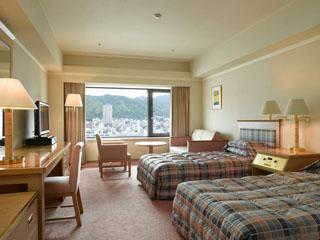 ホテルオークラ神戸 落ち着いた寛ぎの時間をお届けいたします