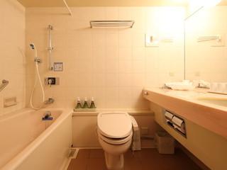 神戸三宮ユニオンホテル ゆったりサイズのバスタブで大人気