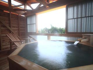 淡路インターナショナルホテル・ザ・サンプラザ 人気No1の温泉100%展望貸切風呂(晴雨)