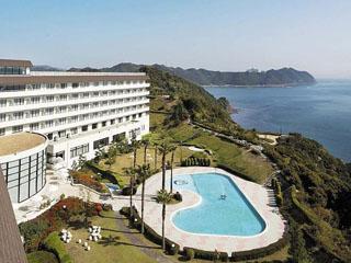 南淡路ロイヤルホテル 淡路島の最南端、海を望むロケーションは最高です