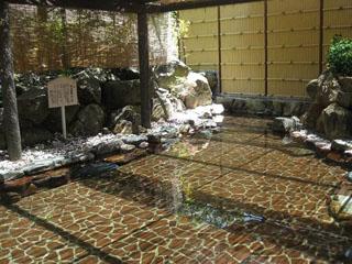 南淡路ロイヤルホテル 男女とも露天風呂付の温泉大浴場で疲れをとって下さい