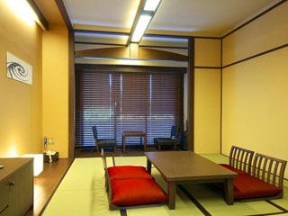 南淡路ロイヤルホテル ファミリー向けに和室もリニューアルオープン
