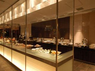 ホテル日航奈良 レストラン「セリーナ」店内