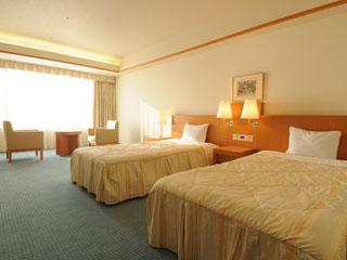 リゾートホテル ラフォーレ南紀白浜 客室(洋室)