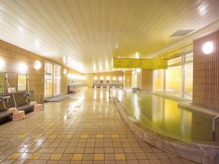 別府亀の井ホテル 湯量豊富な別府温泉。心も体も疲れを癒します