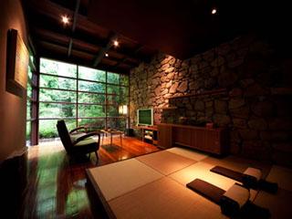 山荘無量塔 全12室、それぞれ違う個性的な客室