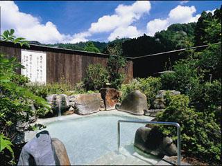 霧島ホテル 女性用露天風呂