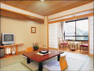 霧島ホテル 客室一例