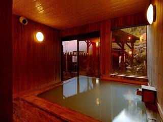 霧島国際ホテル 別館露天風呂