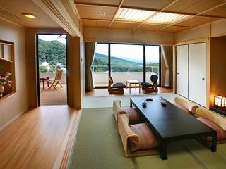 霧島国際ホテル プレミアム和室
