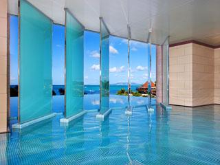 ルネッサンスリゾート オキナワ 沖縄では珍しい天然温泉「山田温泉」(11階・スイート・ClubSavvy専用)