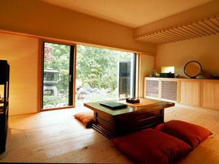 小樽旅亭蔵群 フラットタイプの客室の一例