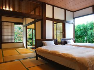 猿ヶ京温泉 生寿苑(しょうじゅえん) 想像をいい意味で裏切る、ちょっと小粋な宿