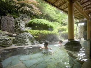ホテルグリーンプラザ強羅 効能豊かな、箱根の名湯「強羅温泉」