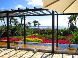 宮古島 南西楽園 シギラベイサイドスイート アラマンダ <宮古島> 露天風呂はもちろん、展望風呂やジャングルプール、サウナなどを併設した天然温泉