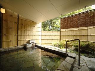 箱根強羅ホテルパイプのけむりプラス 露天風呂