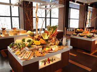 星野リゾート トマム ザ・タワー 新しく完成したレストラン