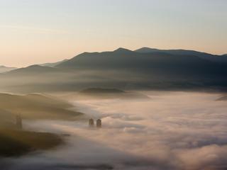 星野リゾート トマム ザ・タワー 雲海テラス トマム産雲海2006