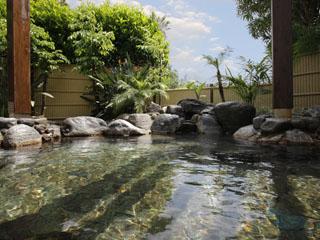 伊豆今井浜東急リゾート 波の音に耳を傾け、満天の星空をあおぐ露天風呂