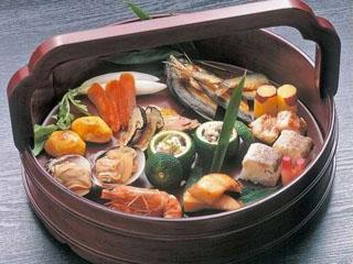 料理の宿 伊豆のうみ 目でも楽しんでいただけるお料理です