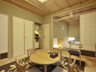 森の旅亭びえい  客室一例