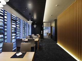 ザ・キャピトルホテル 東急 「水簾」をはじめ、5店舗の洗練されたレストランが並ぶ