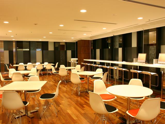 ホテルグレイスリー札幌 宿泊者専用ラウンジ