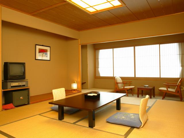大江戸温泉物語 鳴子温泉 ますや 和の心を大切にした風雅な趣のお部屋