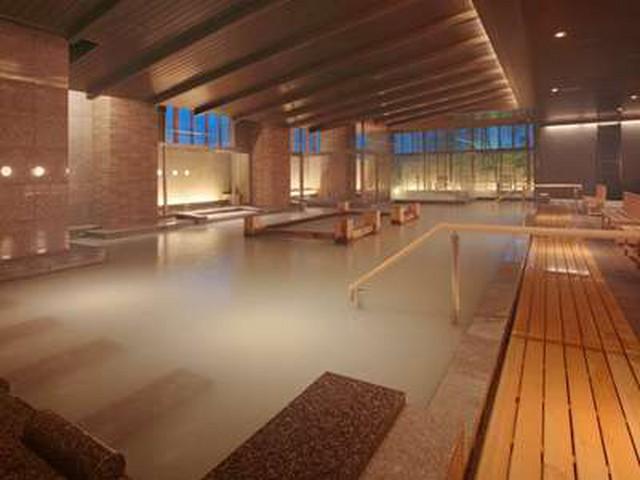 鳴子ホテル 芭蕉の湯