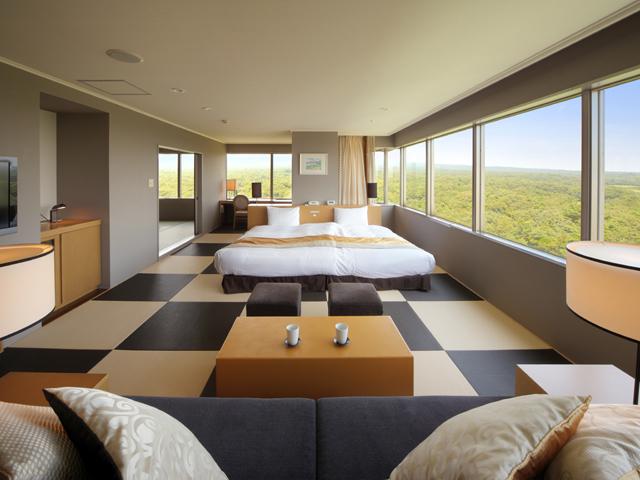 ホテルエピナール那須 目的に応じてお選びいただける多彩な客室バリエーション