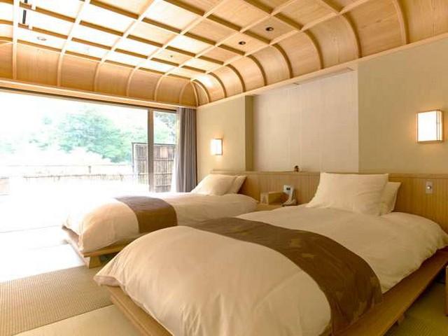 奥伊香保旅邸 諧暢楼 客室一例
