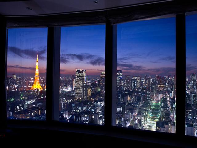 パークホテル東京 タワー側ルーム 人気のお部屋