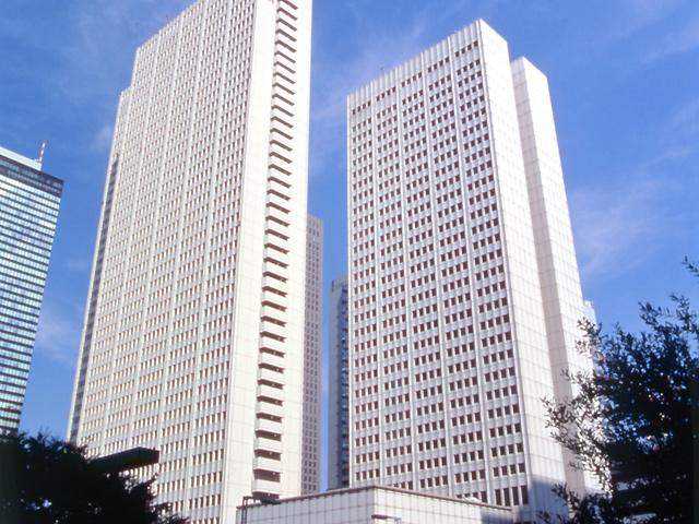 京王プラザホテル 新宿駅から徒歩5分の立地でどこへ行くにもアクセス抜群