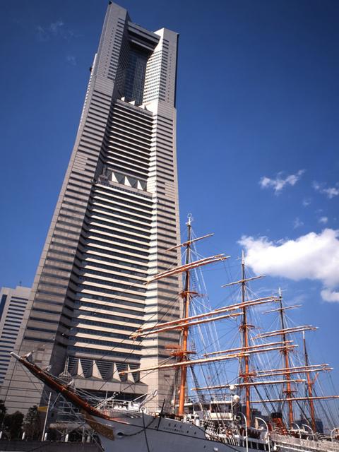 横浜ロイヤルパークホテル 横浜ランドマークタワーのホテル