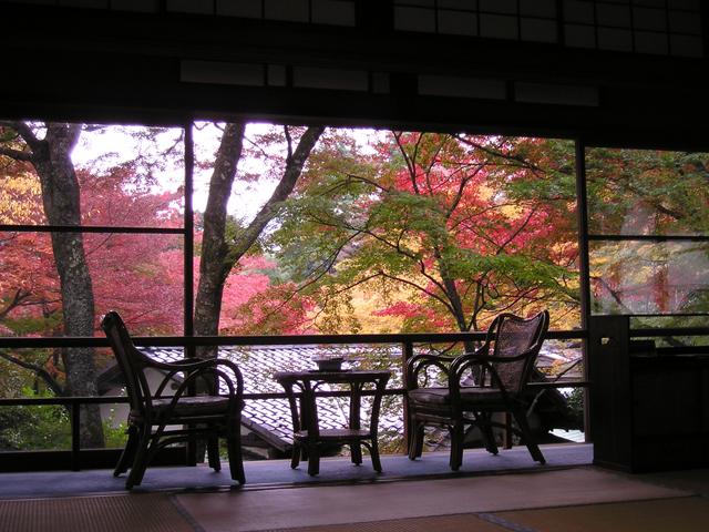強羅環翠楼 桜の間・紅葉