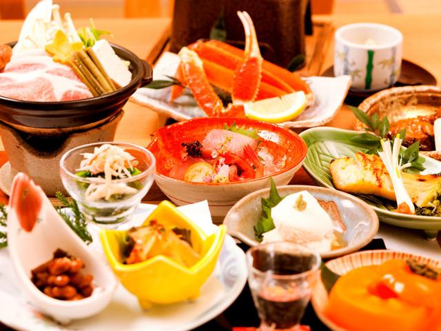 風雅の宿長生館 旬の素材と地元食材にこだわった特製和会席料理