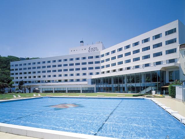 ホテル伊豆急 温泉・食・海・・・伊豆を代表するリゾートホテルです