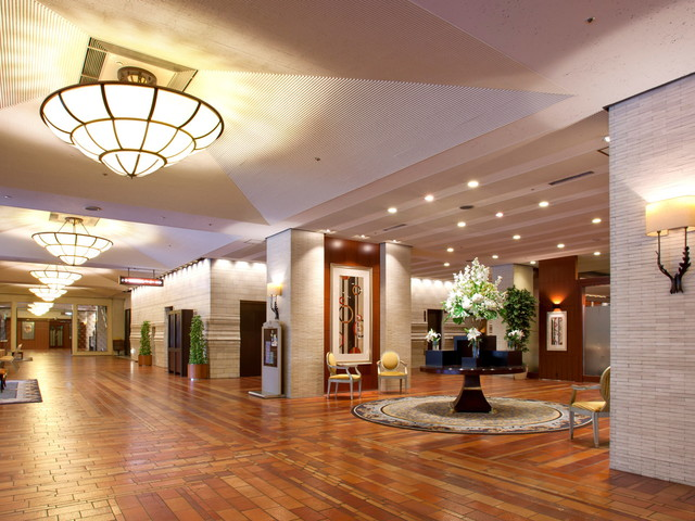 名古屋観光ホテル 歴史と伝統が創り上げる、くつろぎに満ちた上質な空間