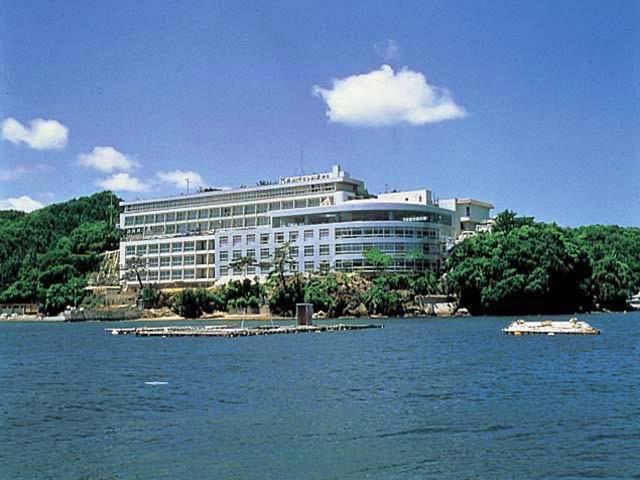 鳥羽グランドホテル 鳥羽の高台に建つ全室オーシャンビューの宿