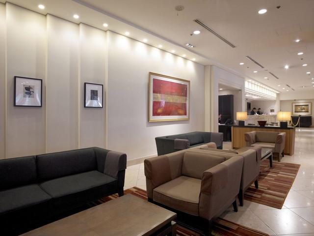 京都ロイヤルホテル&スパ チェックインは14時、チェックアウトは11時です。
