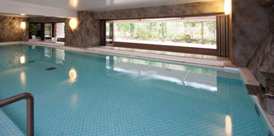ホテルパールシティ神戸 1200平方メートルの広さをもつ「神戸ガーデンスパ」