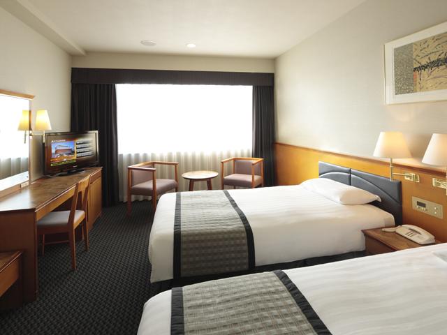 ホテル日航奈良 スタンダードツインルーム